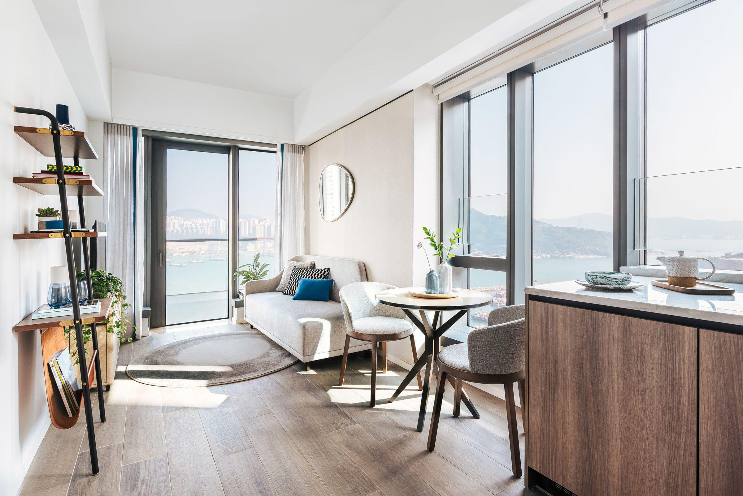 1-Bedroom Duplex